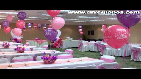 Decoracion De Baby Shower En Casa - decoracion con globos baby shower princess