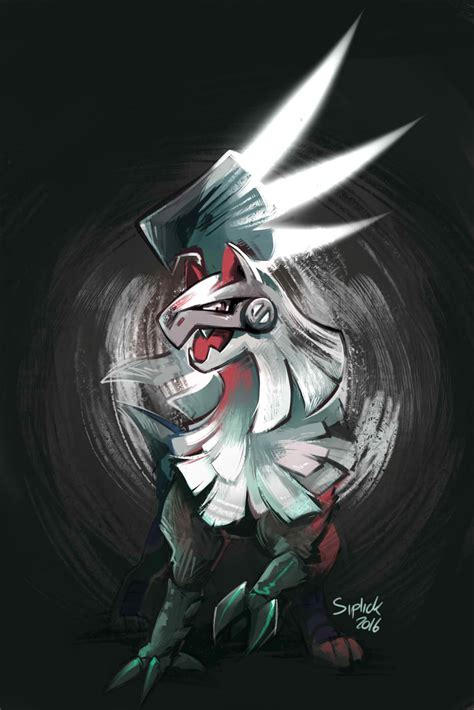 Silvally By Siplick On Deviantart