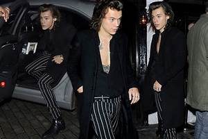 Is Harry Styles Dating Victoria39s Secret Beauty Nadine Leopold Pair Spotted Together Again In