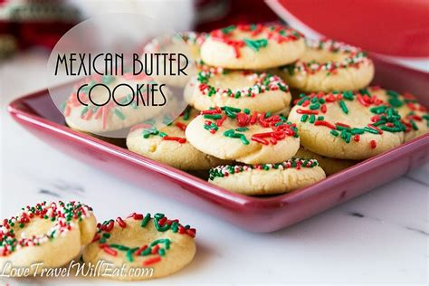 The snowball/mexican wedding cookie recipe my grandma always made for christmas. Mexican Christmas Cookies : 30 Delicious Christmas Cookie Recipes - A Blissful Nest - Trouvez ...