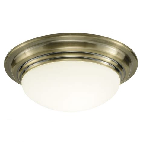 dar bar5075 barclay 1 light modern bathroom ceiling light