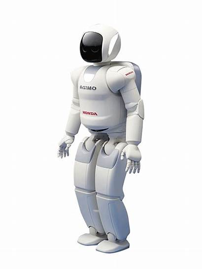 Robot Clipart Transparent Humanoid Robots Domestic Asimo