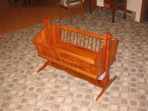 boat wooden baby cradle plans    diy building