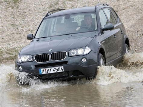 Wallpaper Bmw X3 Off Road Wallpapers