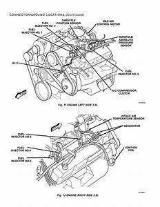 1996 Chrysler Cirrus 2 4l Mfi Dohc 4cyl