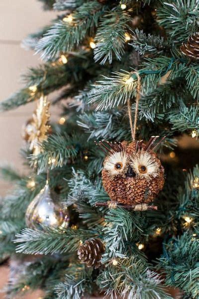 unique owl christmas tree ideas  pinterest xmas