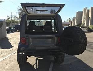 Custom 1982 Jeep Cj7 100  Rust Free In Ca Fuel Injection