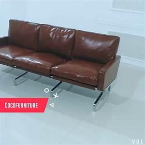Sofa In Cognac : 3 seater sofa in leather cognac leather for living room buy pk 31 leather sofa pk31 leather pk ~ Indierocktalk.com Haus und Dekorationen