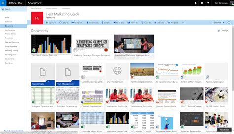 Sharepoint—the Mobile And Intelligent Intranet Microsoft