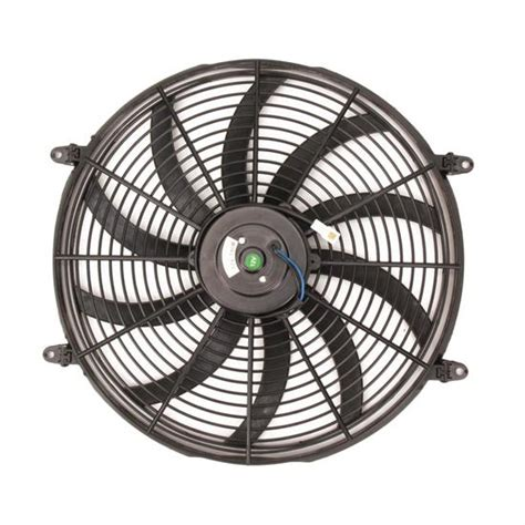 best electric radiator fans speedway universal electric radiator fans
