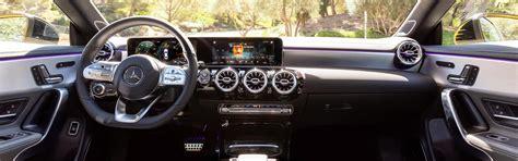 The all new mercedes benz cla 250 edition amg. 2020 Mercedes-Benz CLA Interior Features | Fletcher Jones Motorcars