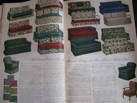 spring summer vintage montgomery wards big book catalog
