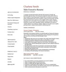 Free Executive Resume Format by Executive Resume Template 12 Free Word Excel Pdf