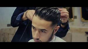 Coupe De Cheveux Homme Hipster : coiffeur zakaria coupe de cheveux homme youtube ~ Dallasstarsshop.com Idées de Décoration