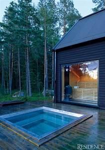 Mini Pool Terrasse : die besten 17 ideen zu tauchbecken auf pinterest kleine ~ Michelbontemps.com Haus und Dekorationen