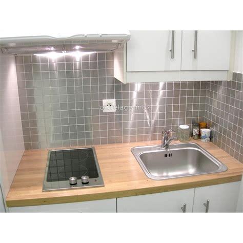 tile stainless steel mosaic plan kitchen regular