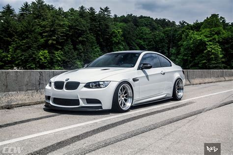 White Bmw Rims by Alpine White Bmw E92 M3 Ccw Hs540 Forged Wheels