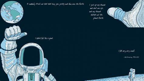 Earth, Space, Neil Armstrong, Quote, Space Suit, Moon ...