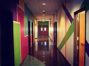 Kids Church Hallway Design Ideas