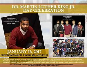 Martin Luther King, Jr Day Events 2017 • LexFun4Kids