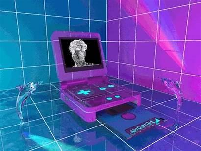 Vaporwave Nintendo Bedroom Glitch Xanadu Boy