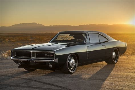 Dodge Charger 1969 by La Dodge Charger Defector 1969 Uncrate
