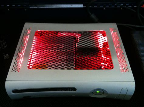 Warning This Xbox 360 Mod Is Red Hot