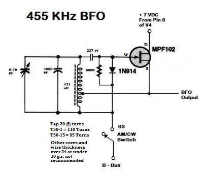 Mhz Transmitter Circuit Devre