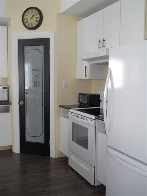 black glass kitchen cabinet doors black pantry door with frosted glass white cabinets 7873