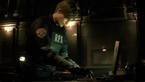 Resident Evil 2 Remake Komplette Gameplay Demo Video