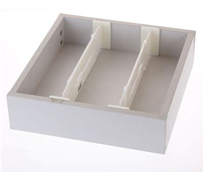 adjustable kitchen drawer organizer ybmhome adjustable drawer dividers and drawer organizer 3995