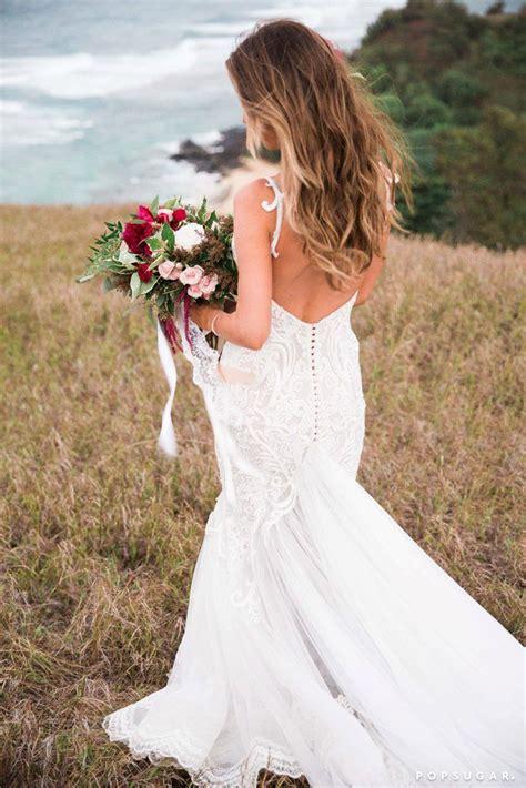 1000 ideas about hawaiian wedding dresses on pinterest