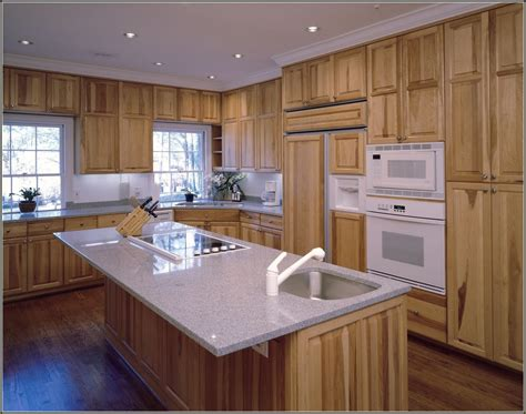 rta hickory kitchen cabinets futuristic rta hickory kitchen cabinets 12 on kitchens 4911