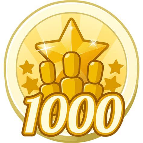 1000 Gold Stars Collected (class)  Badge Criteria Buzzmath