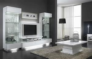 Meuble Tv Living : meuble living tv meuble salon tv design newbalancesoldes ~ Teatrodelosmanantiales.com Idées de Décoration