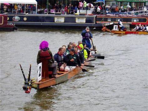 Dragon Boat Racing Gloucester by Gloucester Docks Dragon Boat Regatta 2018