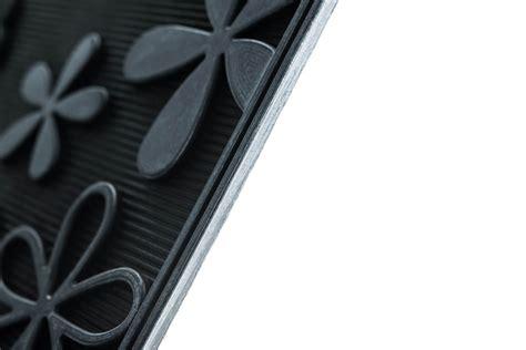 zerbini in gomma zerbino in gomma effetto metallo delhi zerbinando
