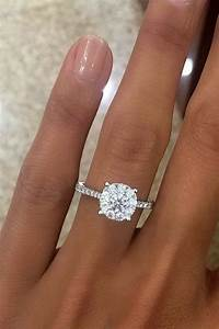 10 breathtaking wedding engagement rings for 2018 With best wedding ring bands