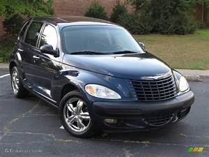 2001 Pt Cruiser : 2001 patriot blue pearl chrysler pt cruiser limited ~ Kayakingforconservation.com Haus und Dekorationen