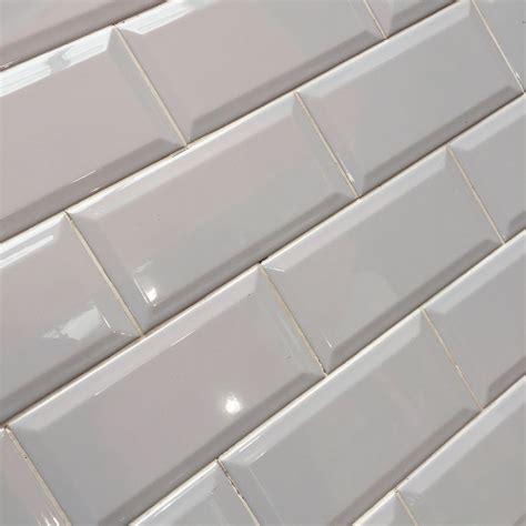 grey kitchen wall tiles metro light grey bevelled brick 10x20 cm kitchen wall tile 4079