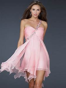robe de cocktail pas cher rose With robe rose pas cher