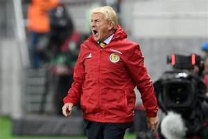 Scotland boss Gordon Strachan may QUIT before they face ...