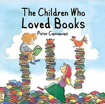 children  loved books peter carnavas