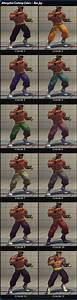 Costume And Alternative Outfit Colors For Dee Jay In Super