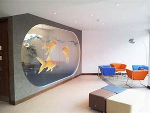 Office Reception Space Interior Design Inspiration