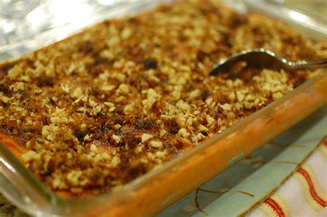 Sweet Potato Casserole — The 350 Degree Oven