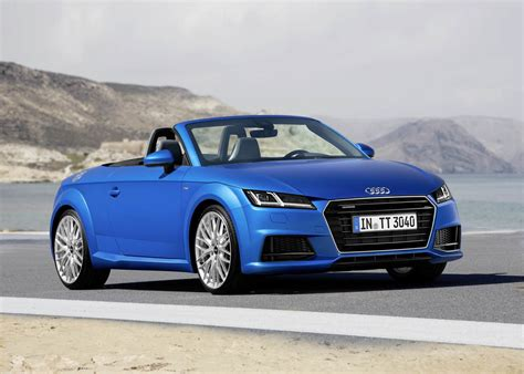 Audi Roadster Photo Gallery Autoblog