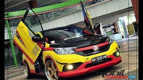 Honda Crv Modification by Kumpulan Modifikasi Mobil Crv 2018 Modifikasi Mobil Avanza
