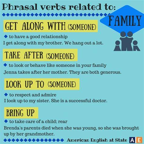 Phrasal Verbs  Go To => Englishchallengescom