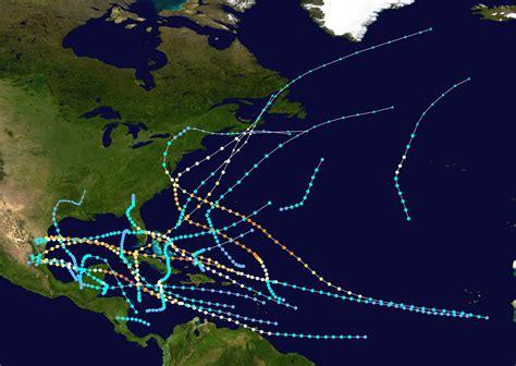 atlantic hurricane season wikipedia
